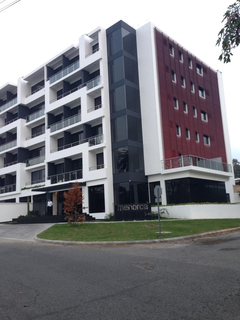 venta de apartamento-Edificio Menorca