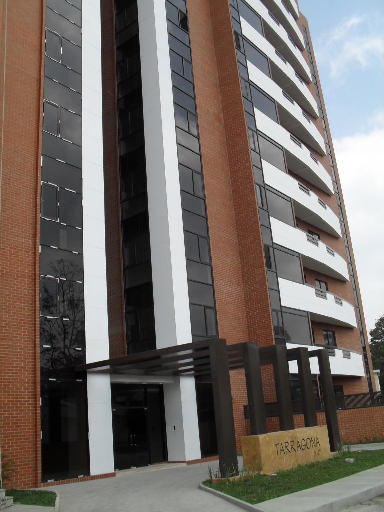 Venta de apartamento-Edificio Tarragona en Guatemala