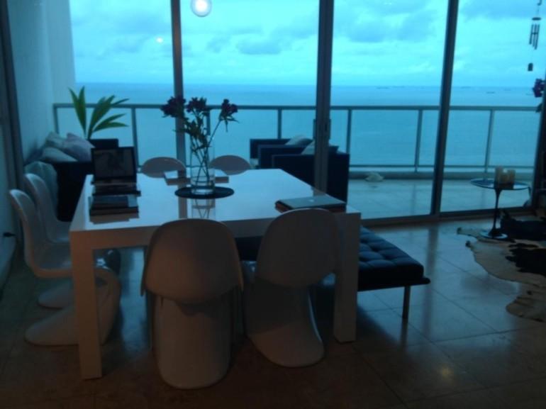 Alquiler de apartamento-Edificio Sky Avda Balboa Panama