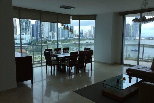 Alquiler de apartamento en edificio Sky Residences