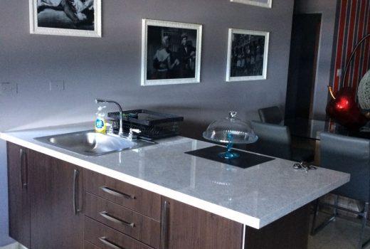 Alquiler de apartamento amueblado en edificio H2O